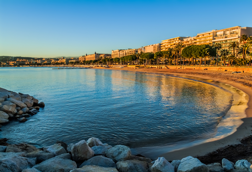 Cannes on a South of France yacht charter