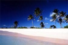 Green Island beach on yacht charter itinerary Antigua