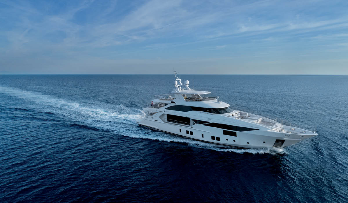 125' Benetti Fast 125 For Sale