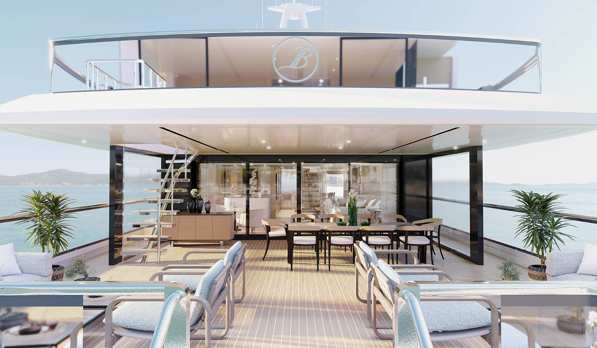 37M Benetti B.YOND For Sale