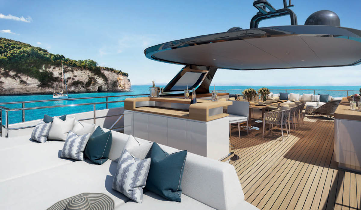 40M Benetti Oasis For Sale