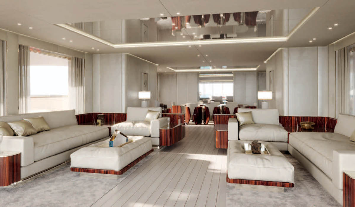 50m Benetti Yacht B.NOW For Sale