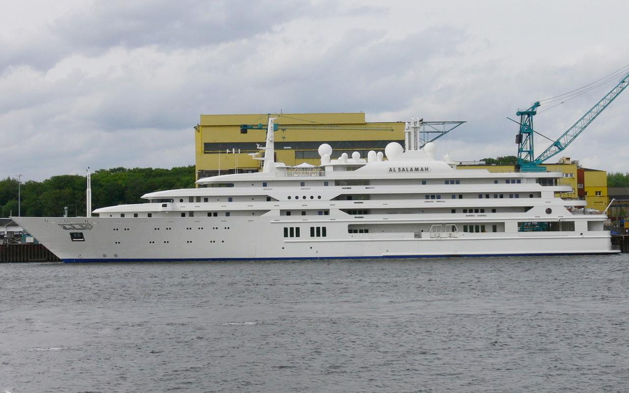 Lurssen-Yacht-AL-SALAMAH
