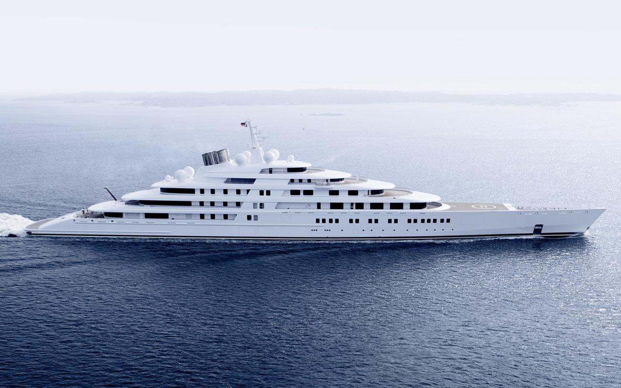 Lurssen-Yacht-AZZAM
