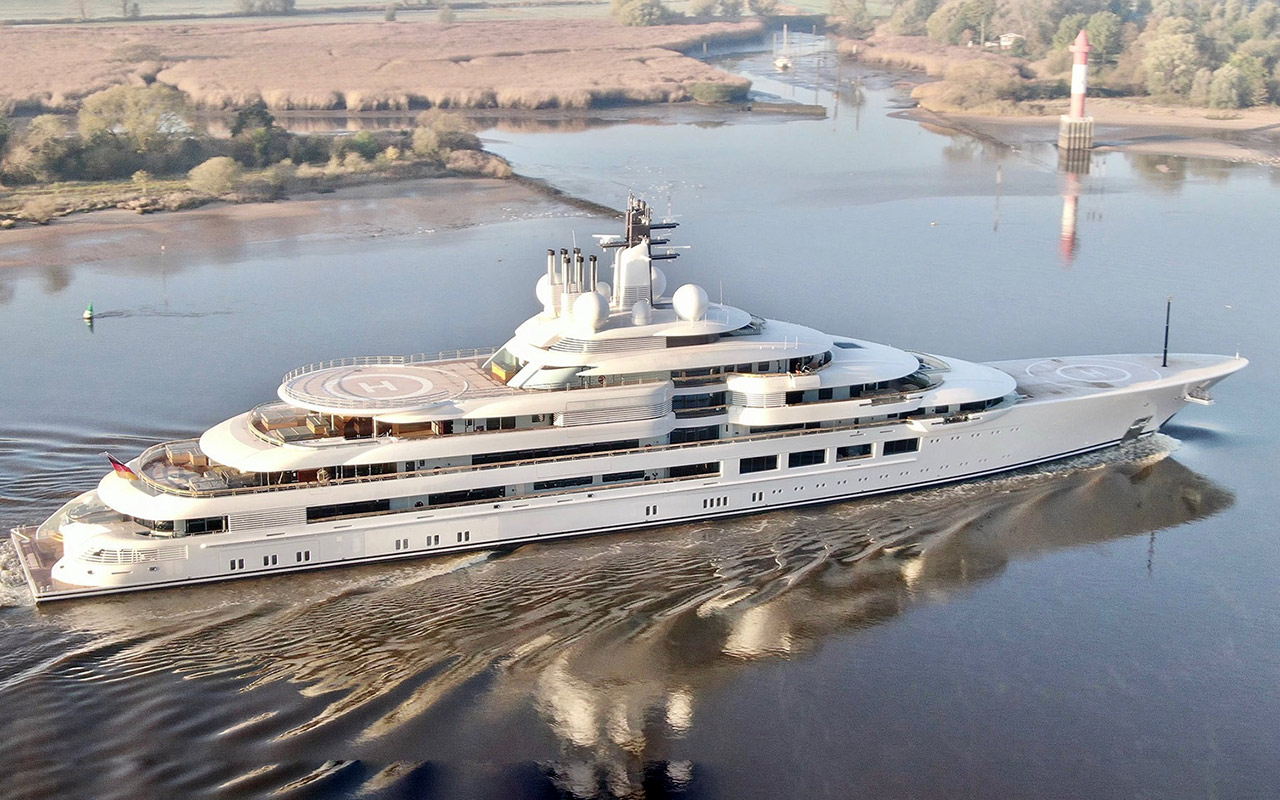 Lurssen-yacht-SCHEHERAZADE