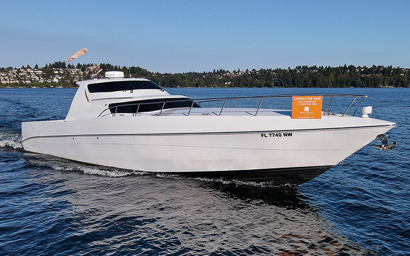 second City Yacht for sale