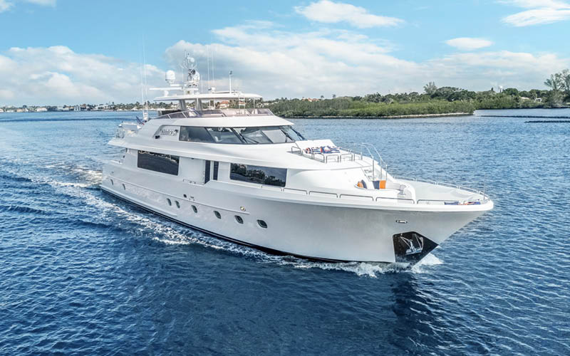 Our heritage 112' Westport for sale