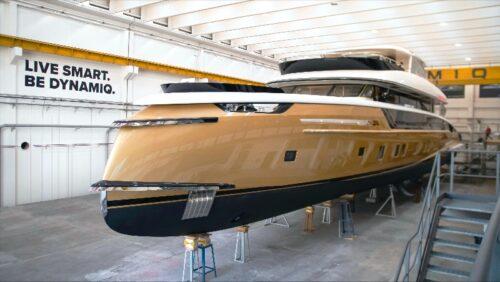 Dynamiq Yacht STEFANIA 41 meter 3