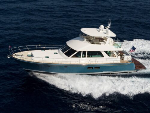 63 Hunt Yacht For Sale